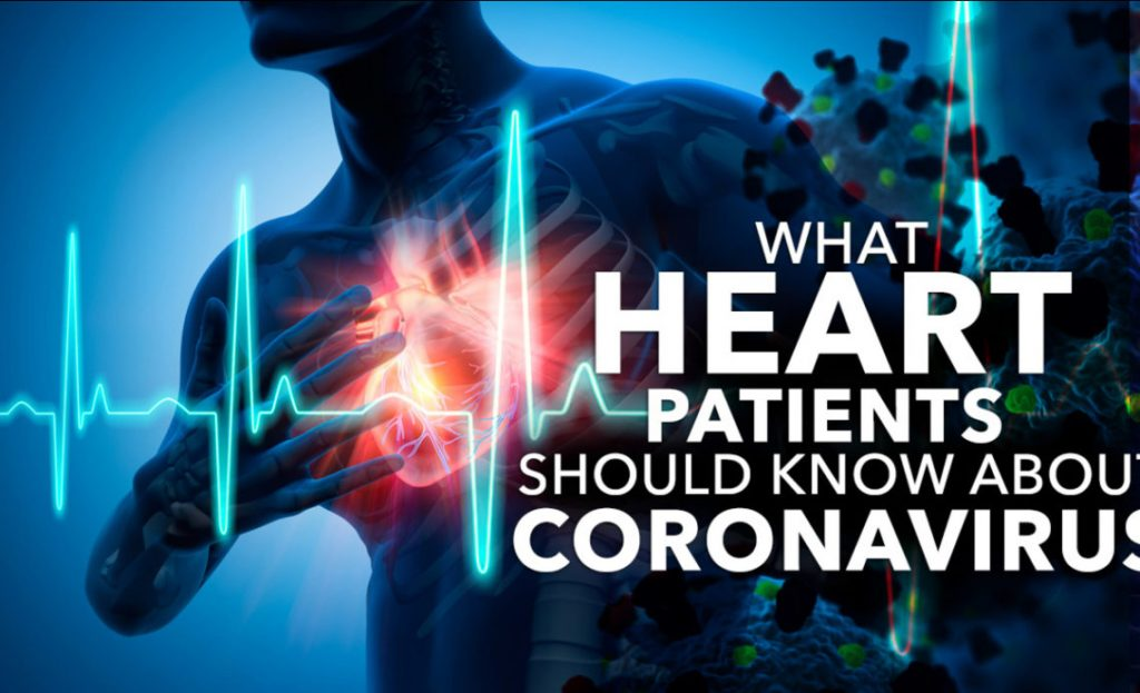 Is there any impact of coronavirus on heart