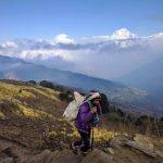 Use Trekking Poles