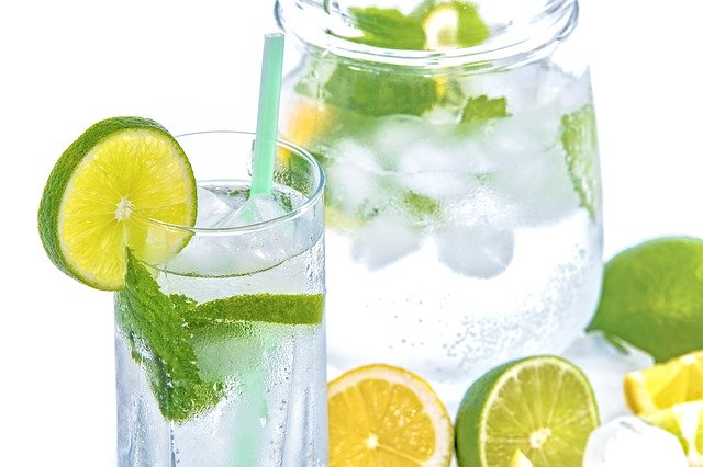 drink more water for healthy teeth
