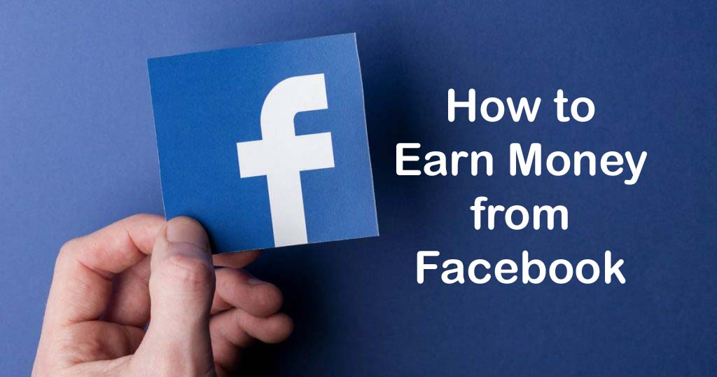 Earn Money from Facebook