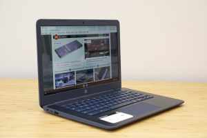 """2020 Newest HP Chromebook 14"""" HD Laptop for Business and Student"""