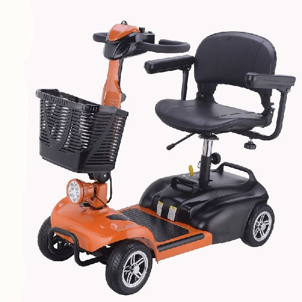 Time To Get Moving With Your New Mobility Scooter