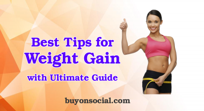 Tips for Weight Gain