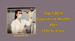 Best Courses in Health