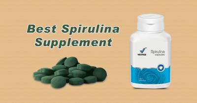 Best Spirulina Supplement