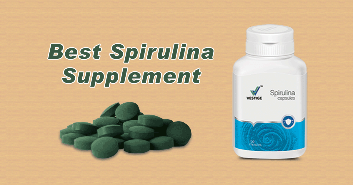 5 Best Spirulina Supplement with the Ultimate Guide