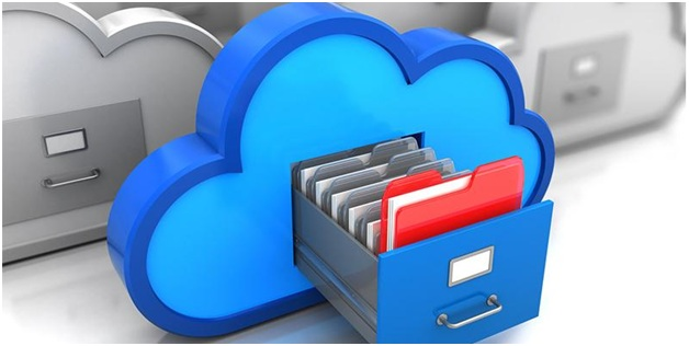 What is a cloud backup service