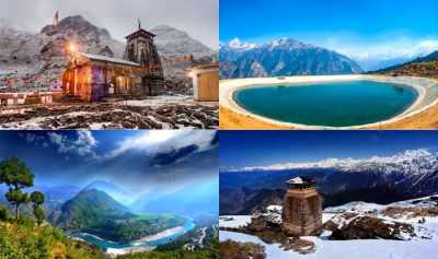 10 Best Places to Visit in Char Dham of Uttarakhand