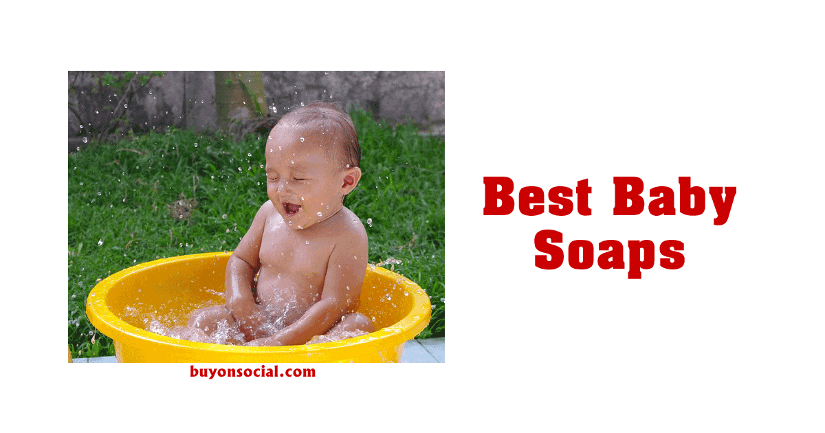 5 Best Baby Soaps for the Amazing Health of your Baby