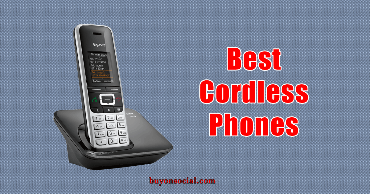 Best Cordless Phone